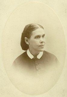 Ellen G. White, circa 1875