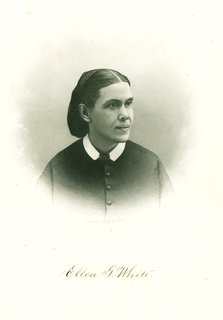 Ellen G. White, circa 1875 (engraving master)