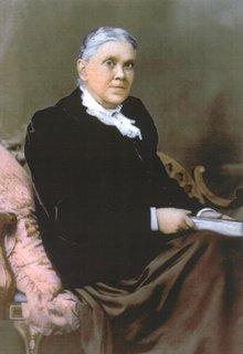 Ellen G. White, Australia, circa 1899 (painting)