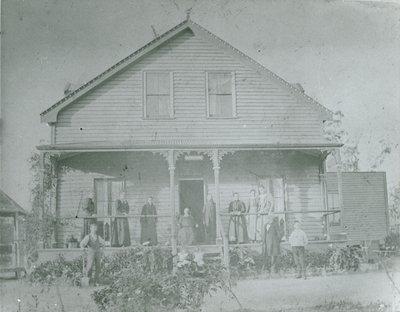 Ellen G. White at Sunnyside, Cooranbong, N.S.W., Australia, July 1899