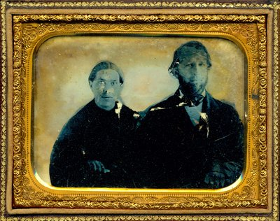 Ellen G. White and James White, circa 1857