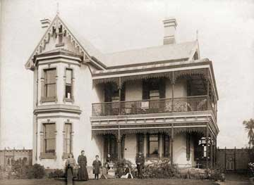Norfolk Villa in N.S.W. Australia